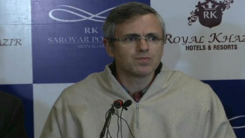 Lok Sabha Election 2019: Omar Abdullah Sets Precondition For Alliance With Congress in Jammu And Kashmir