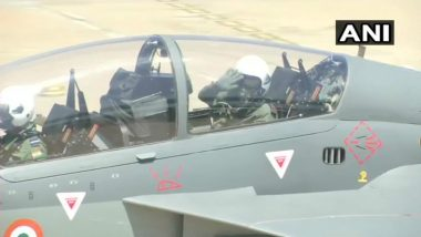 Army Chief Bipin Rawat Flies in Home-Grown Tejas, Calls It 'Wonderful' Aircraft
