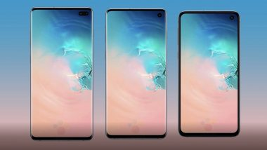 Leaked Samsung Galaxy S10 Pre-Order Poster Reveals Free Smart TV & Galaxy Watch Offers Before Launch
