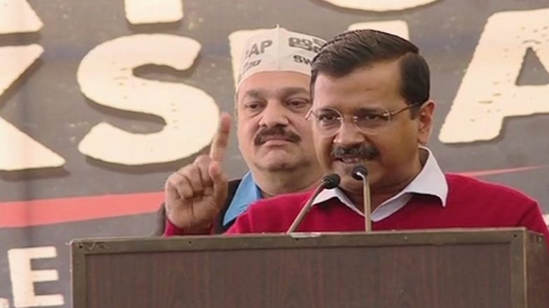 Arvind Kejriwal Stirs Controversy, Calls Narendra Modi PM of Pakistan