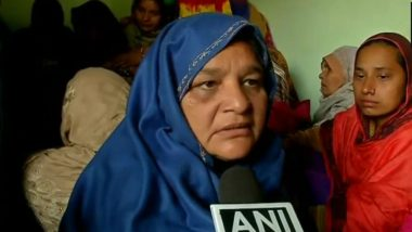 Pulwama Encounter: 'Pakistan Has Killed Our Sons, India Has the Power to Destroy It in One Day', Says Bereaved Mother of Sepoy Ajay Kumar