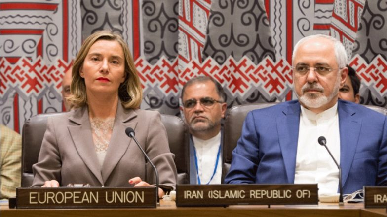 Why the European Union  is helping Iran avoid U.S.  sanctions