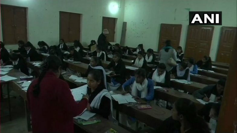 UP Board Secretary Nina Srivastava Committed to Hold Cheating Free Exams, CCTVs and Voice Recorders Installed at Exam Halls