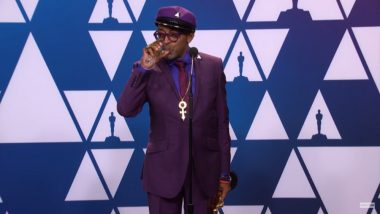 Oscars 2019: BlacKkKlansman Director Spike Lee Upset Over Losing Best Picture to Green Book, Says It Reminds Him of 1989! Here's Why