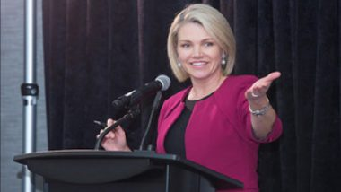 Former Fox Anchor Heather Nauert Withdraws Her Nomination for US Envoy to UN over Illegal Maid Claim
