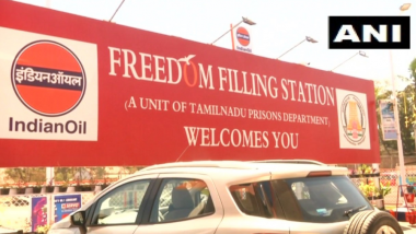 'Freedom Filling Station' Petrol Pump Operated by Tamil Nadu Prisoners Begins Operation