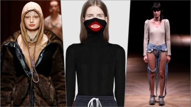 From Burberry Noose Hoodie, Gucci Blackface Balaclava Sweater to Naked Thong Jeans: When Fashion Went Bizarre and Controversial