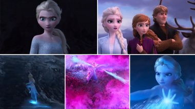 Frozen 2 Teaser Trailer Video: Spectacular Visuals On Offer Without Revealing Too Much About 'Impending Winter' Spell!