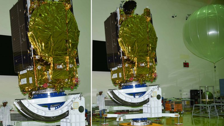 ISRO Set to Launch Communication Satellite GSAT-31 on February 6