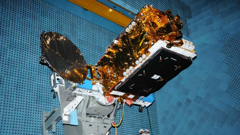 GSAT-31, India's 40th Communication Satellite, to Launch From French Guiana Tomorrow
