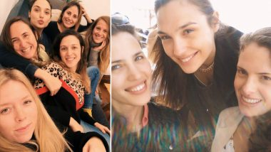 Galentine's Day 2019: Wonder Woman Gal Gadot Wishes All Her Gal Pals Happy Galentine's Day With a Cute Post