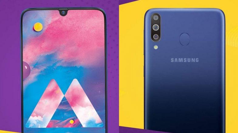 Samsung Galaxy M30 Launching Today in India; Likely To Be Priced From Rs 15,000