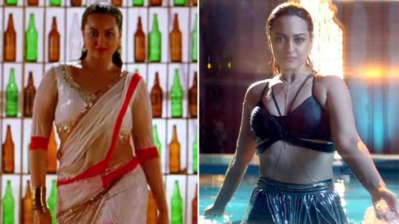 Mungda: Sonakshi Sinha Loves to Emerge from Water in Her Songs or is It Just Coincidence?