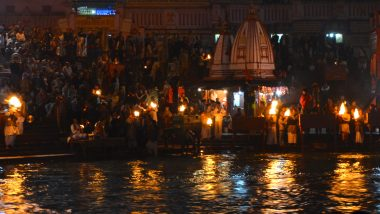 No Immersion of Idols or Puja Items in River Ganga And Its Tributaries, Violators to be Fined Up to Rs 50,000, Says Centre