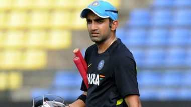 Gautam Gambhir Tweets on Pulwama Terror Attack, Says 'This Time We Civilians Will Decide What 'F' Stands For in MFN'