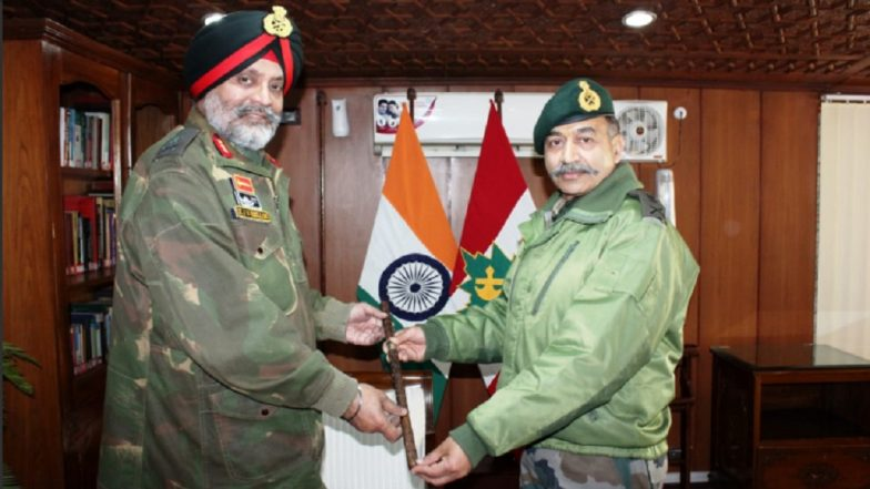 Lt General Kanwal Jeet Singh Dhillon Takes Over As 48th Corps Commander of Army's Srinagar-Based 15 Corps