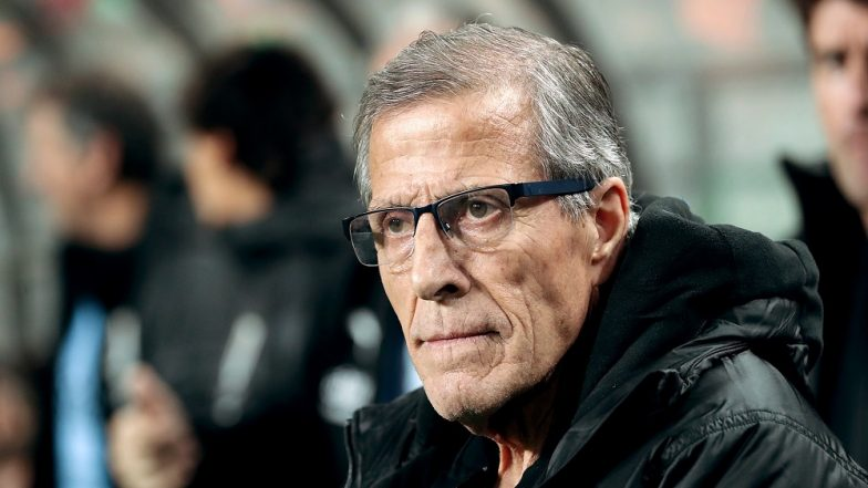 Uruguay Coach Oscar Tabarez Making 'Good Recovery' After Surgery