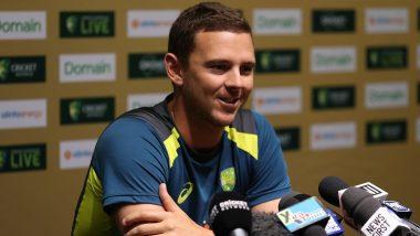 Young Australian Batsmen Miss the Guidance of Steve Smith and David Warner, Says  Josh Hazelwood