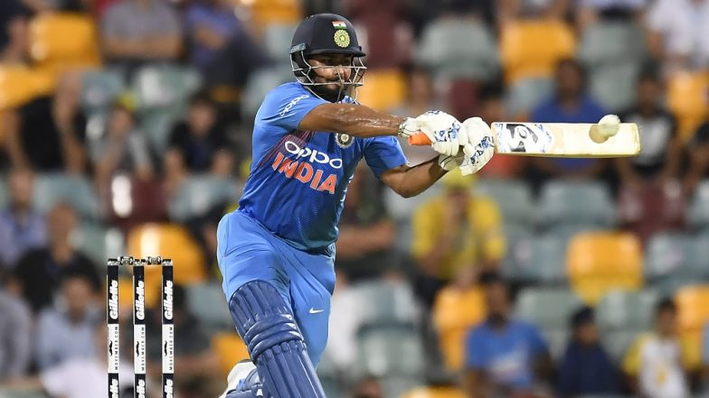 ICC World Cup 2019 Countdown: Time for Rishabh Pant to Make Strong Case in T20Is Against New Zealand
