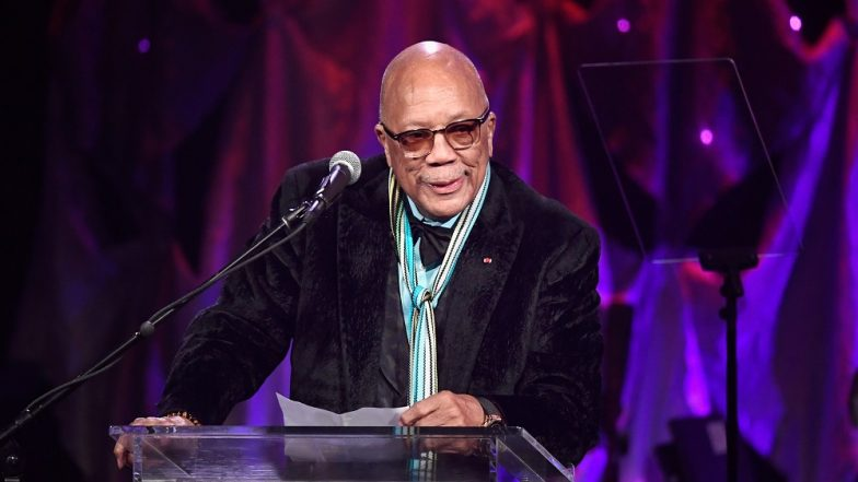 Grammy Awards 2019: Quincy Jones Makes History With 28 Award Wins, Becomes Only Living Artist With Most Trophies in Grammys' History