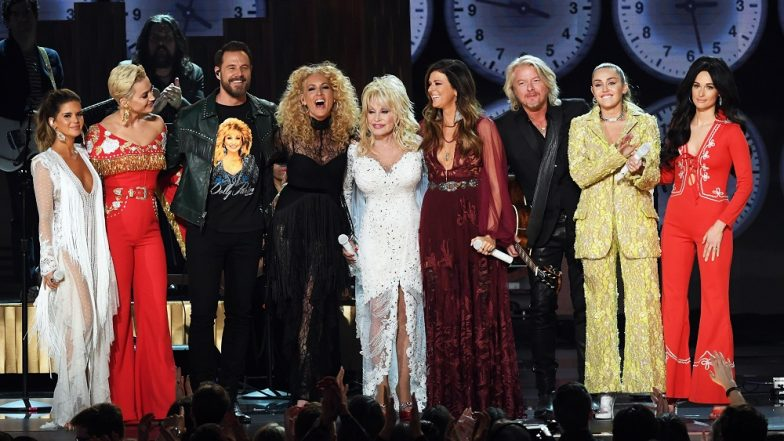 Grammy Awards 2019: Dolly Parton, 8-Time Grammys Winner, Rocks Her Own Tribute Performance