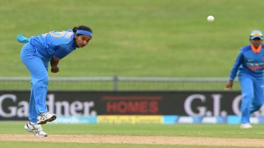 IND vs ENG Women 2019: Pacer Shikha Pandey Credits Coach WV Raman for Her Resurgence
