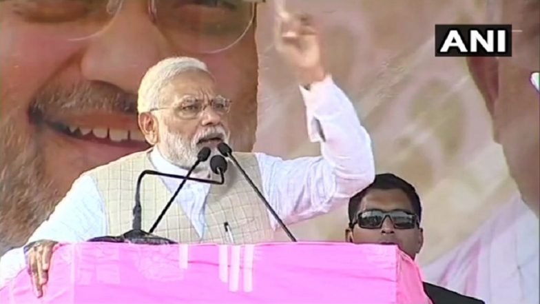 Lok Sabha Elections 2019: PM Narendra Modi to Lend Heft to BJP's Campaign in Bengal With Back-to-Back Rallies Amid Mamata vs CBI Row