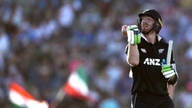 New Zealand vs Bangladesh ODI Series 2019: Martin Guptill May Return for 3-Match ODI Series