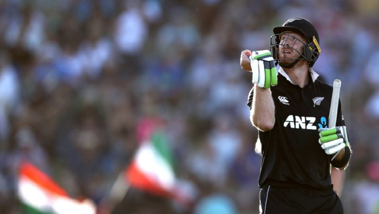 India vs New Zealand 5th ODI 2019: Colin Munro May Replace Injured Martin Guptill