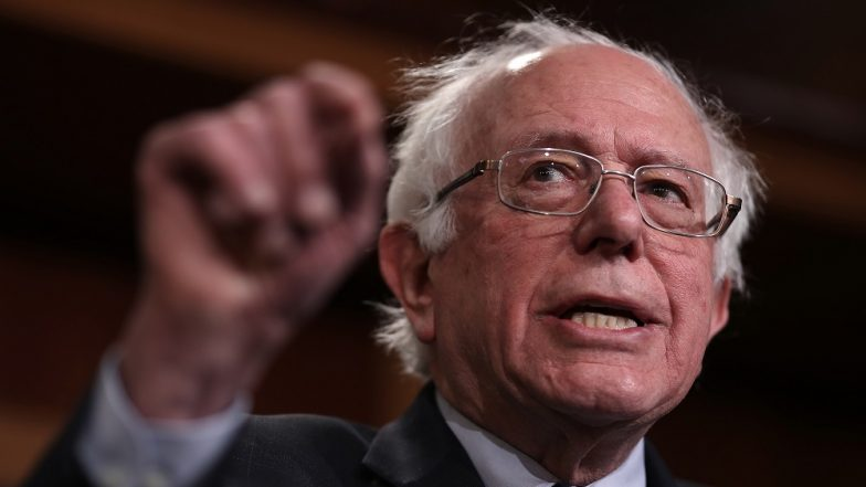 US Presidential Elections 2020: Bernie Sanders Vows to Fight Racial, Economic Injustices in US if He Elected