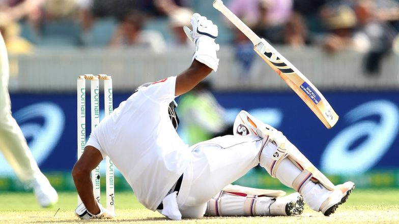 Dimuth Karunaratne Injury Update: Opener Out of Danger, Confirms Sri Lanka Cricket