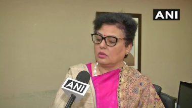 NCW Chief Rekha Sharma Takes Note of Azam Khan's Below-the-belt Remarks Against Jaya Prada