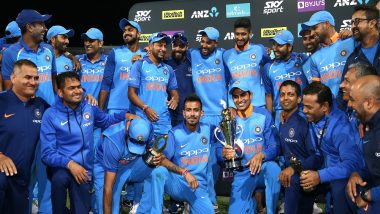 India Beat New Zealand in 5th ODI by 35 Runs, Clinch Series 4–1