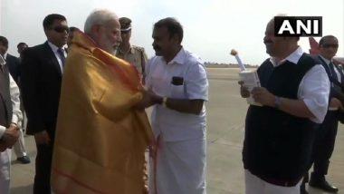 Tamil Nadu: Narendra Modi Inaugurates Chennai Metro Rail's Final Leg