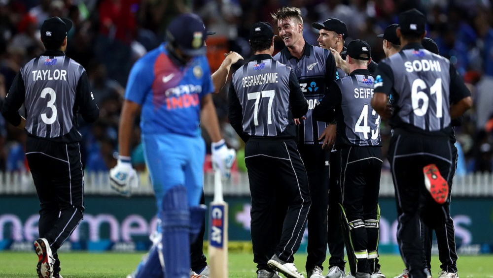 IND vs NZ Head-to-Head Record: Ahead of 1st T20I 2020, Here Are Match Results of Last Five India vs New Zealand Twenty20 Matches