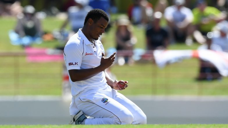 Shannon Gabriel Charged by the ICC After Hurling Nasty Comments at Joe Root During West Indies vs England, 3rd Test 2019