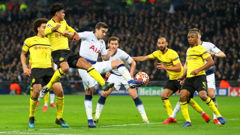 Borussia Dortmund vs Tottenham Hotspur, UEFA Champions League Live Streaming Online: How to Get CL 2018–19 Match Live Telecast on TV & Free Football Score Updates in Indian Time?