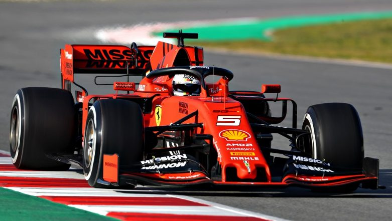 Ferrari Expected to Be Favourite Team of Formula F1, After Pre-Season Testing in Spain