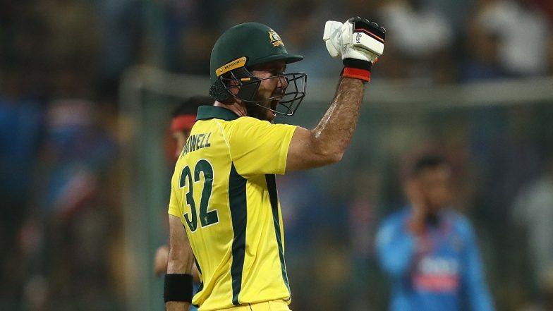 Glenn Maxwell's Ton Powers Australia to Maiden T20I Series Win Against India
