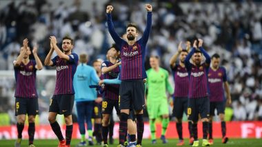 Copa Del Rey 2018–19: Barcelona Thrashes Real Madrid 3–0, Reaches Final for 6th Consecutive Year