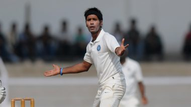 Ashok Dinda Faces Axe From Bengal Team for Abusing Bowling Coach Ranadeb Bose