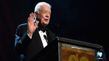 Grammy Awards 2019: Jimmy Carter Wins Award for Spoken Word Album for His Biography 'Faith – A Journey for All'