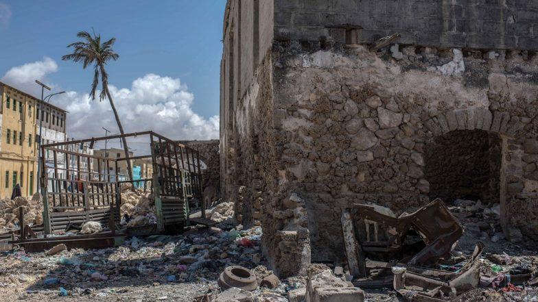 Mogadishu Car Bomb Attack: 9 People Killed, Several Injured in Blast Near Somali Market, Says Police