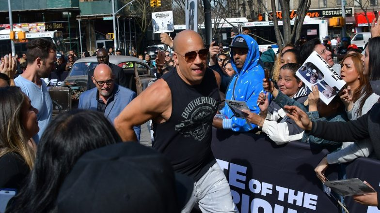 Vin Diesel's Fast and Furious 9 Shoot Halted After Stuntman Gets Injured on the Sets
