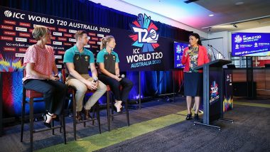ICC Women's T20I World Cup 2020: Tickets to Go on Sale From Tomorrow on t20worldcup.com