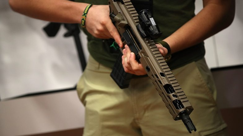 India Signs Contract for Purchasing 72,400 New Assault Rifles From US Under Fast Track Procurement