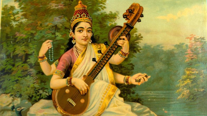 Basant Panchami 2019 Date: Know Significance, Saraswati Puja Tithi Timings, Mantra and Story Attached to the Hindu Spring Festival
