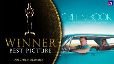 Oscars 2019 Best Picture Winner: Green Book Takes Away the Most Coveted Prize of the Night
