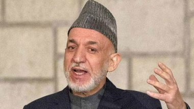 'Unfortunate State' of India-Pakistan Ties Impacted Afghanistan Tremendously: Hamid Karzai