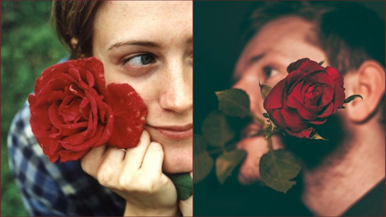 Happy Rose Day 2019 Photos and Wishes: Red Rose Images to Say 'I Love You' to Your Boyfriend or Girlfriend During Valentine Week